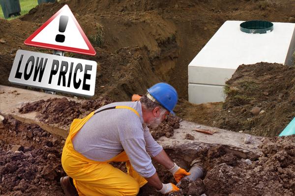 How You Can Keep Your Lakeland GA Septic Tank Repair Costs